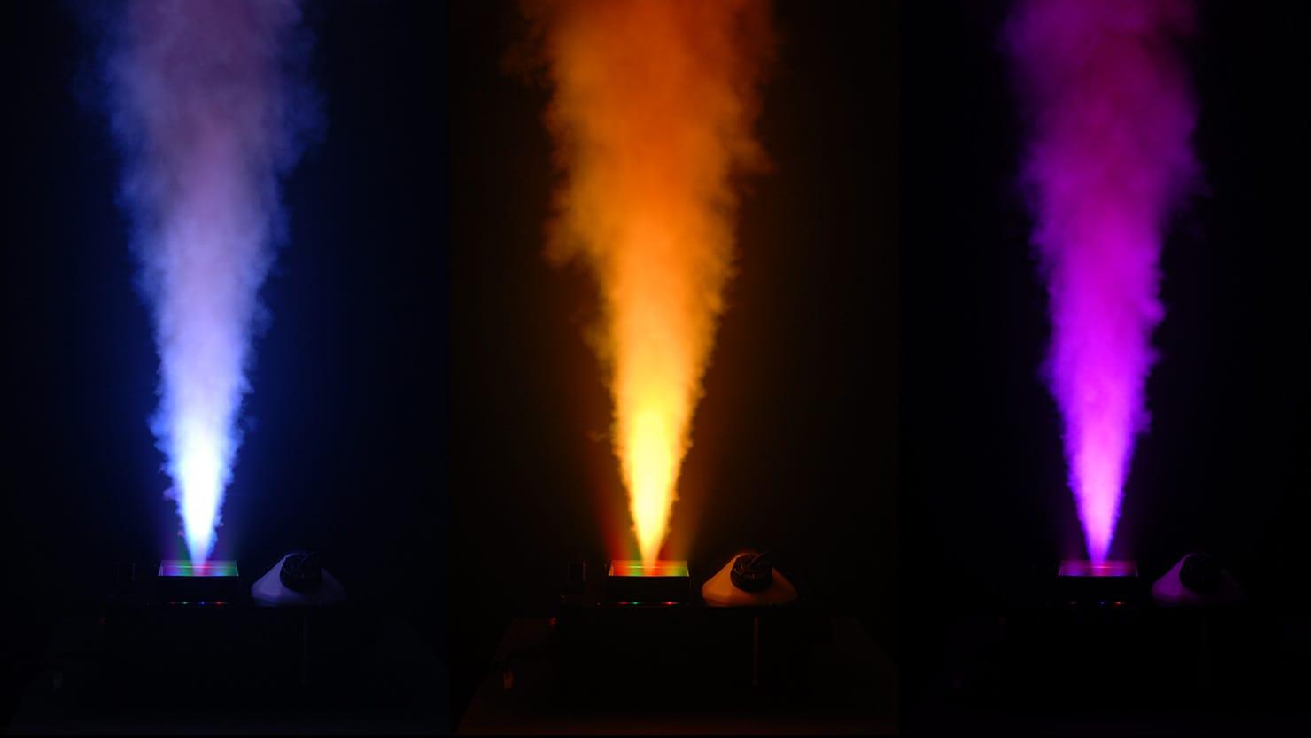 Fum vertical cu Led-uri (2)